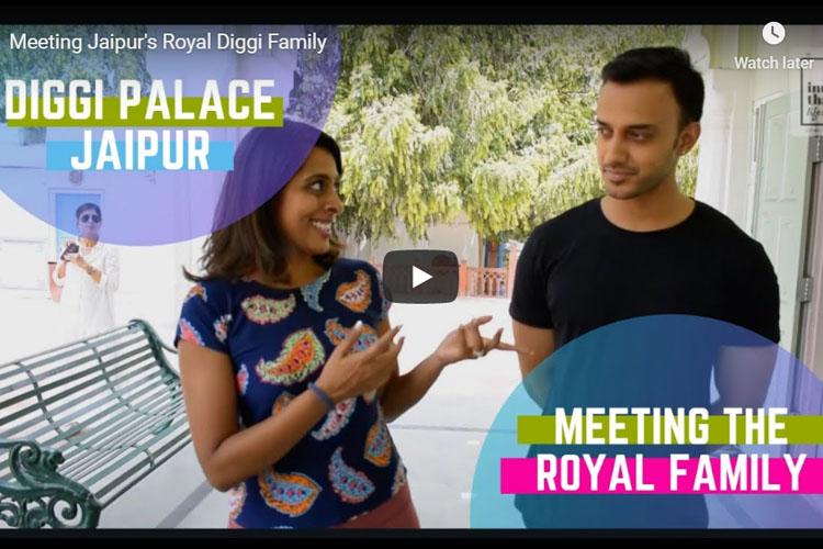 Meeting Jaipur's Royal Diggi Family