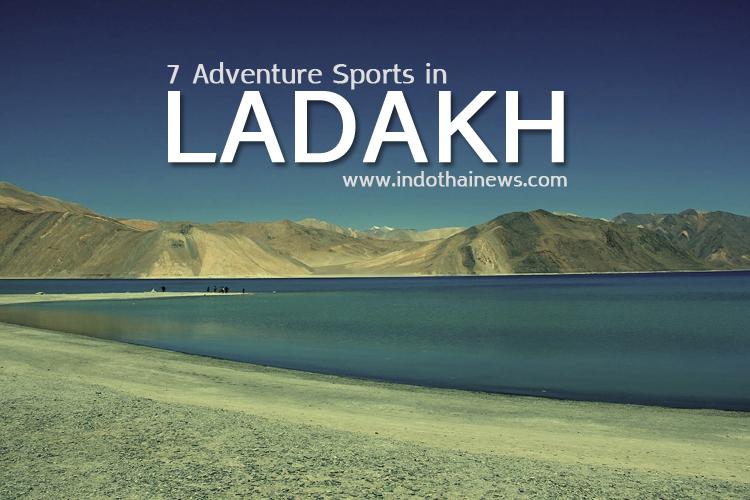 7 Adventure Sports in Ladakh