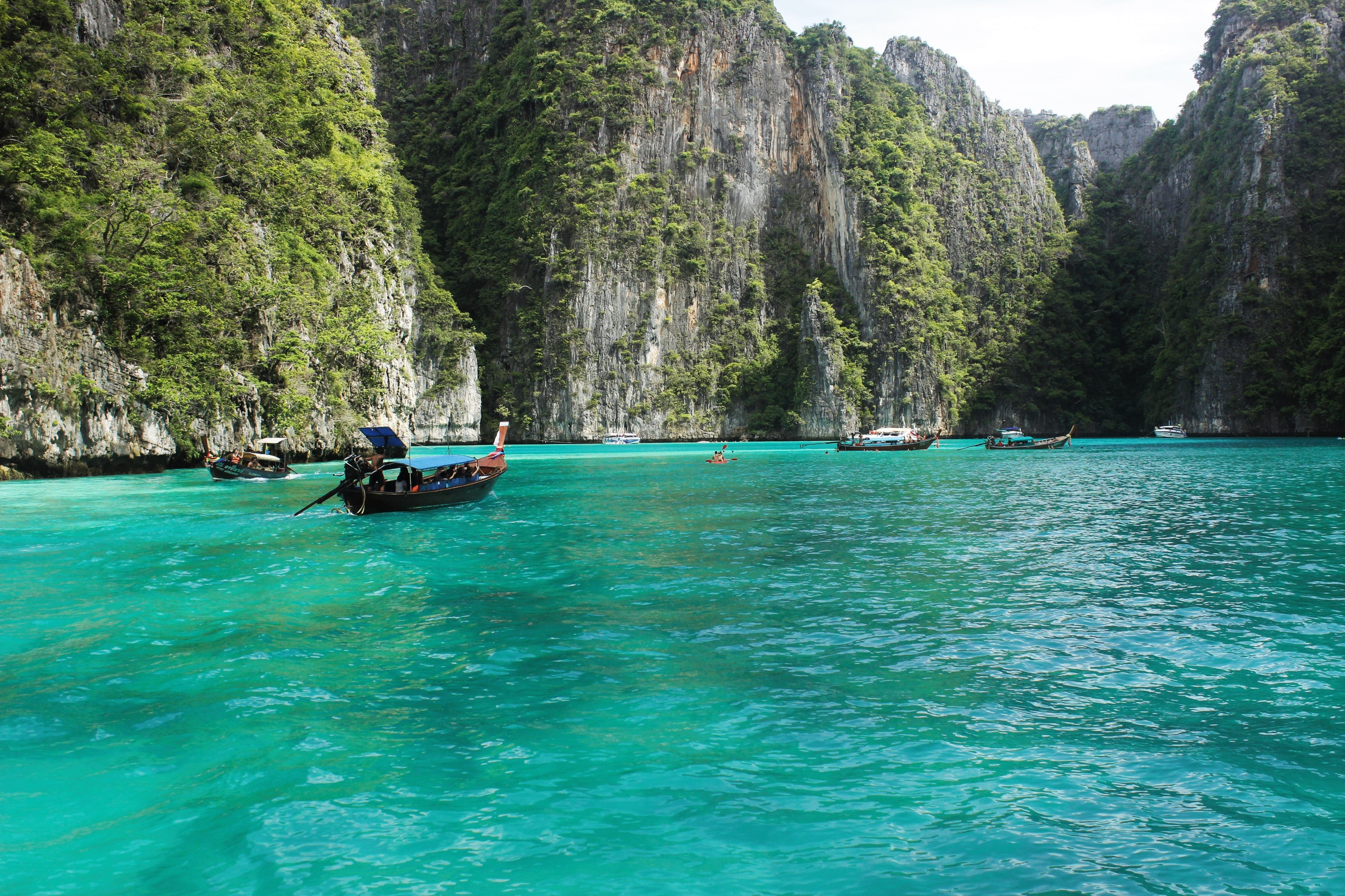 Phi Phi Islands, near Phuket, Thailand
