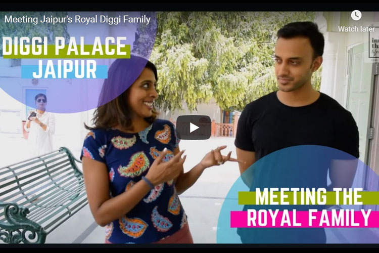 Meeting Jaipur's Royal Diggi Family