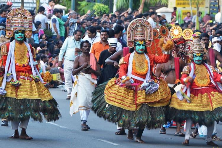 ONAM – The Return of Mahabali