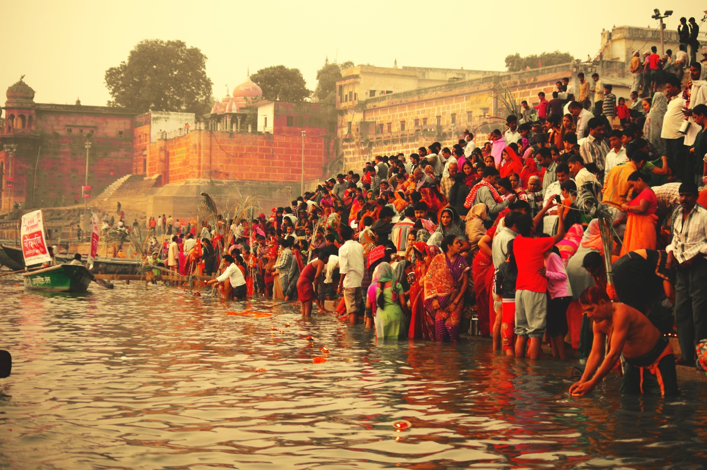 CHHATH PUJA- An Eco-Friendly Festival