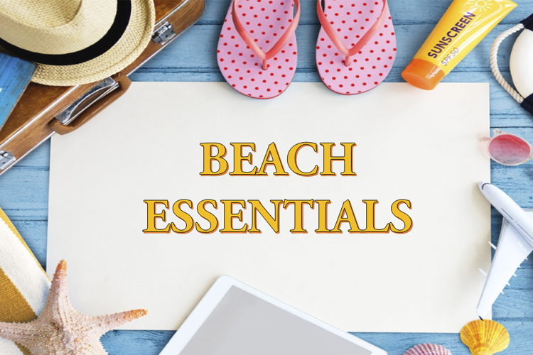 Beach Travel Essentials