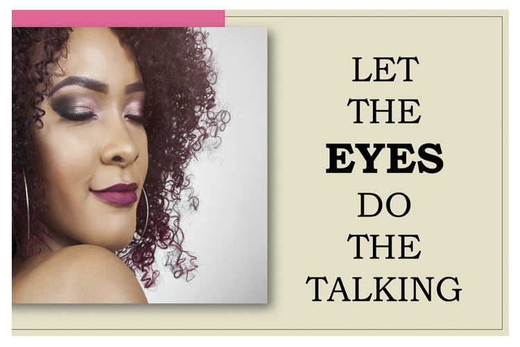 Let the Eyes do the Talking