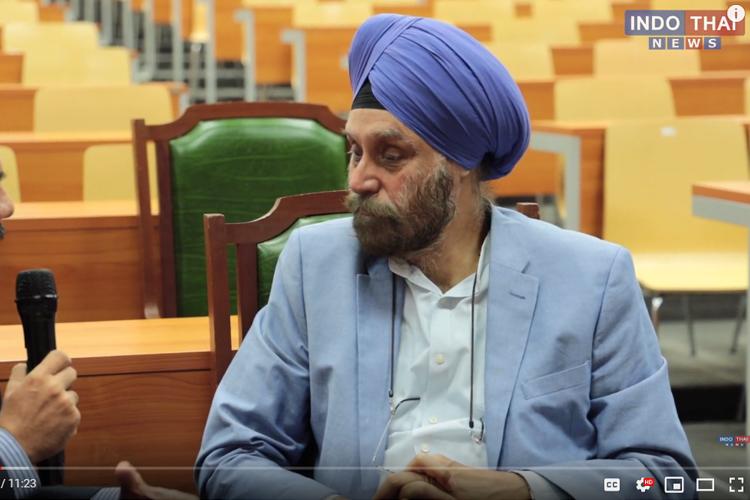 Public Talk on Shri Guru Nanak Devji