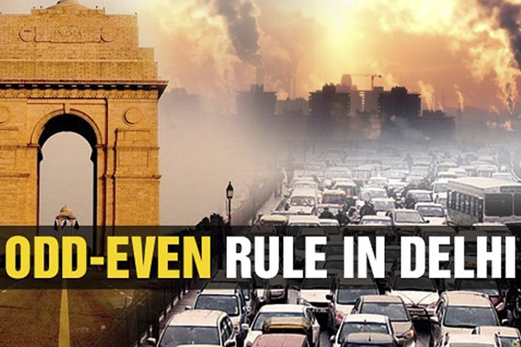 Pollution Brings Back ODD – EVEN Again in the Capital