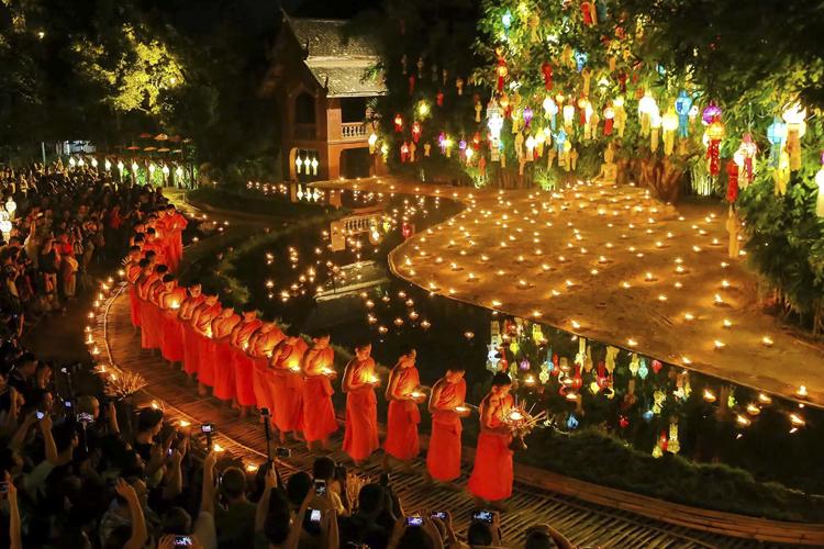 My Extravagant Loy Krathong Experience in Thailand