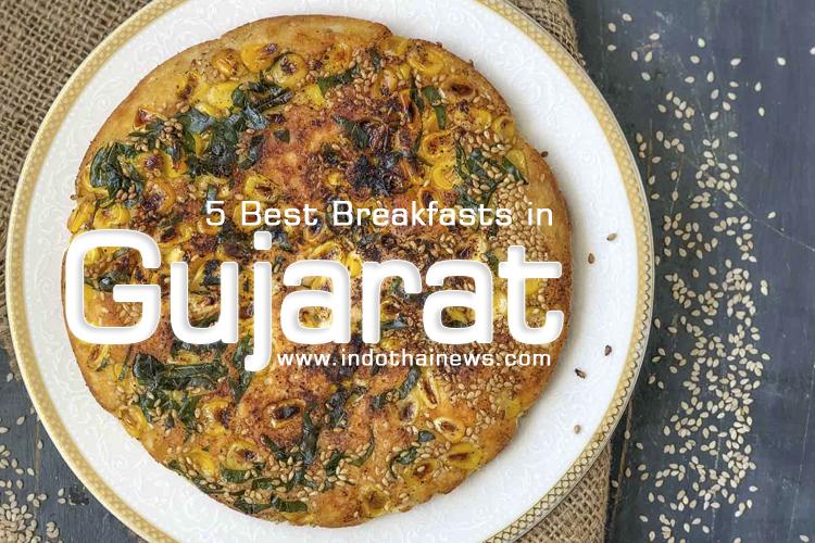 5 Best Breakfast in Gujarat