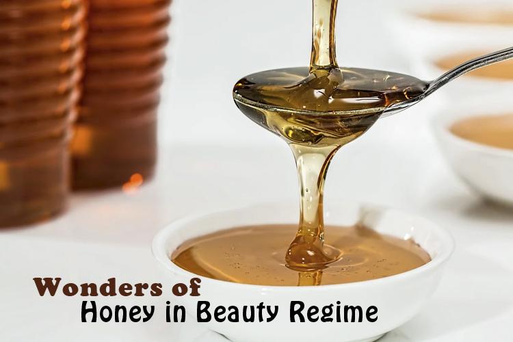 wonders of Honey in Beauty Regime