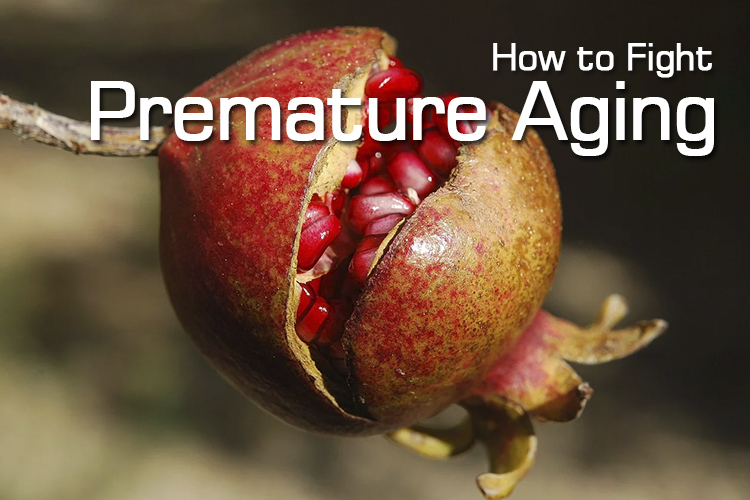 How to Fight Premature Aging