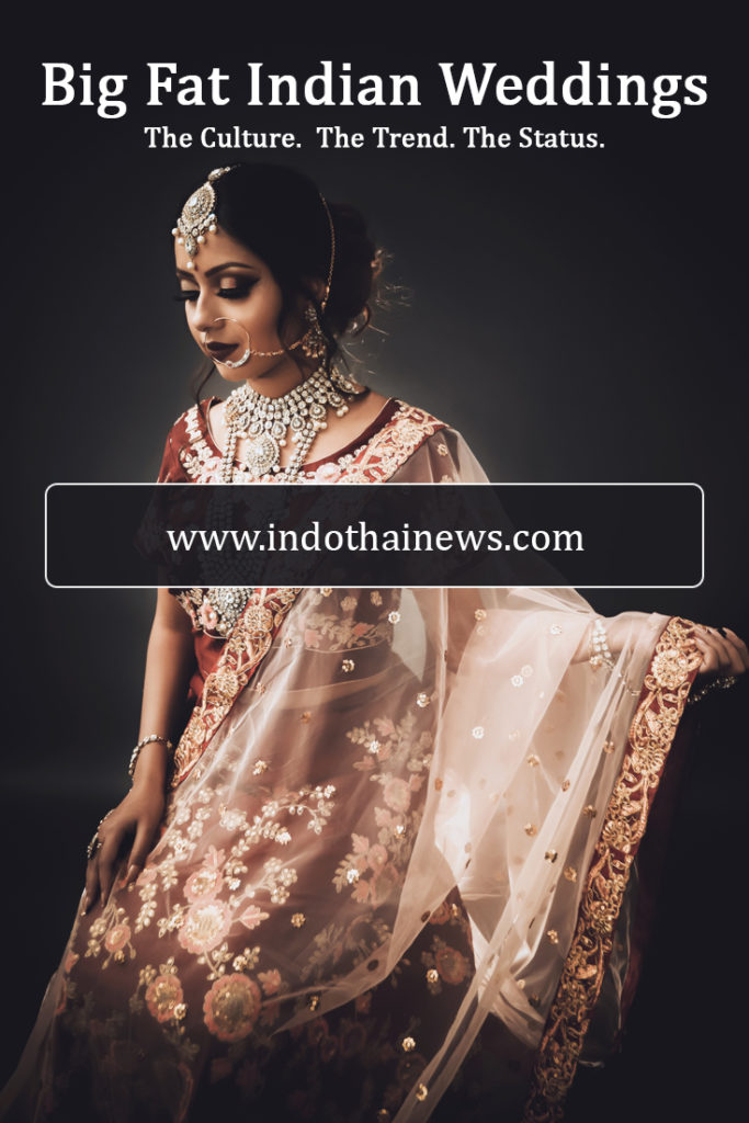 Big fat Indian Wedding, Indian wedding Indian bride