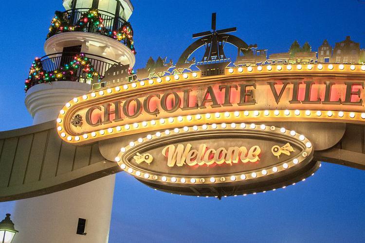 Chocolate Ville